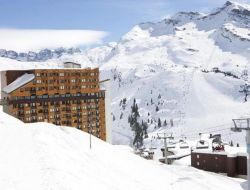 Holiday apartments in Morzine.