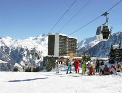 Locations en residence a Courchevel 1850.