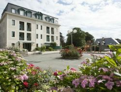 Holiday rentals in Saint Malo in Brittany near Saint Lunaire