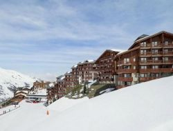Holiday rentals in Les Menuires ski resort.