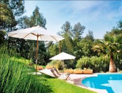 Accommodation rental in Provence near Andon