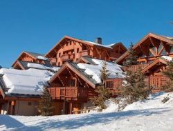 Location en residence de vacances aux Menuires en Savoie.