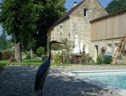B&B close to Sarlat in Dordogne near Saint Vincent de Cosse