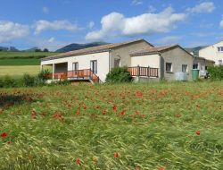 Holiday homes in Drome near Recoubeau Jansac