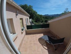 Gite in Herault in south France. near Saint Maurice de Sorgues