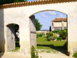 Holiday rental close to Ribérac, Dordogne