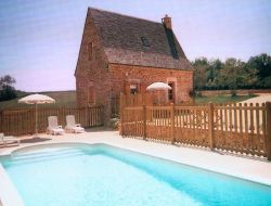 Sainte F�r�ole Location d'un gite rural en Dordogne