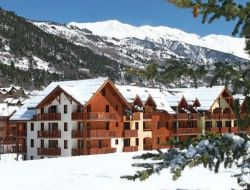 Self-catering apartment in Serre Chevalier ski resort