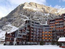 Accommodation in val d isere ski resort.
