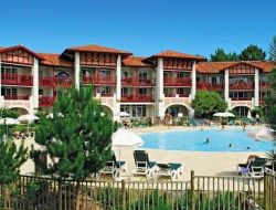 Holiday residence close to the beach of the Landes