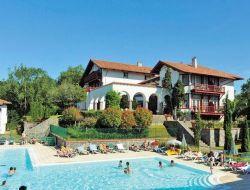 Location en residence de vacances à St Jean de Luz.