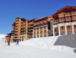 Holiday apartments in La plagne ski resort