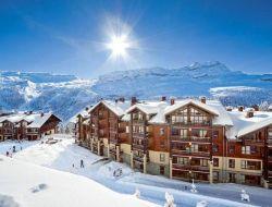 R�sidence de vacances � Flaine en Haute Savoie.