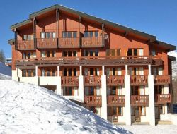 Self-catering apartment in Montchavin les Coches