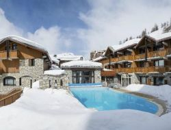 Self-catering apartment in Val d'Isere ski resort
