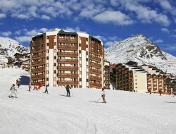 Holiday rentals in Val Thorens ski resort