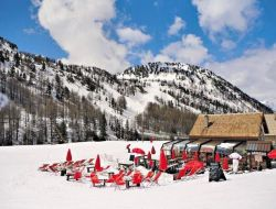 Holiday apartment in Isola 2000 ski resort near Roquebillière