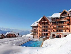 Holiday rentals in Valmeinier ski resort.