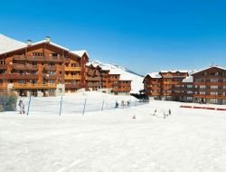 Self-catering apartment in Valmorel.