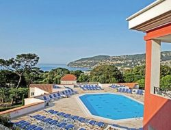 Holiday residence on French riviera near Tourrette Levens