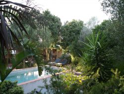 Holiday home with pool in Corsica