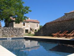 Bed & breakfast in Aujols near Cahors near Espedaillac