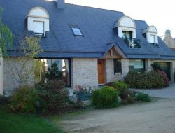 B & B in the Gulf of Morbihan in France.
