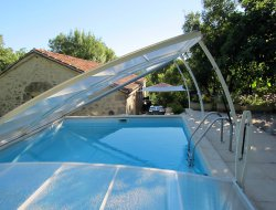 Bedrooms in the Lot near Labastide de Penne