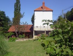 Holiday home in the heart of Auvergne, France near Saint Priest des Champs