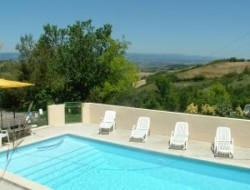 Accommodation in Herault near Montmaur