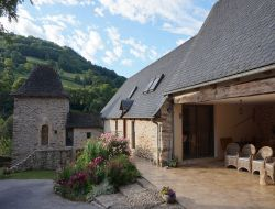 Bed & breakfast in Prades d'Aubrac Aveyron