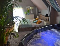Self-catering gite near the Mont Saint Michel in Normandy
