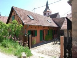Pfettisheim Gite rural en location en Alsace